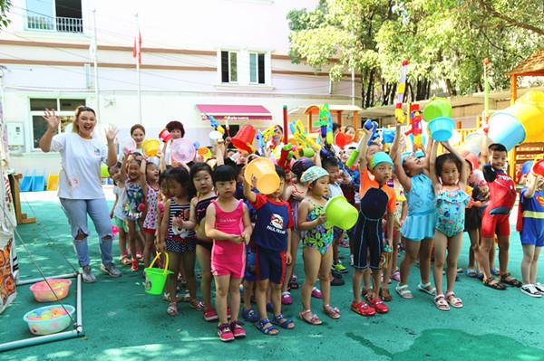 吉的堡双语幼儿园