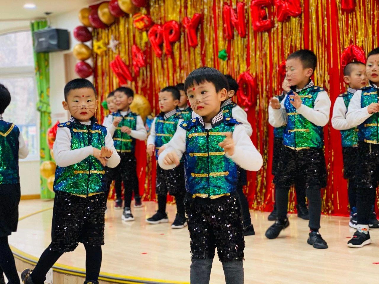 "【KID-CASTLE】吉的堡西北区直营幼儿园------""浓浓民俗情、甜甜新年味"""